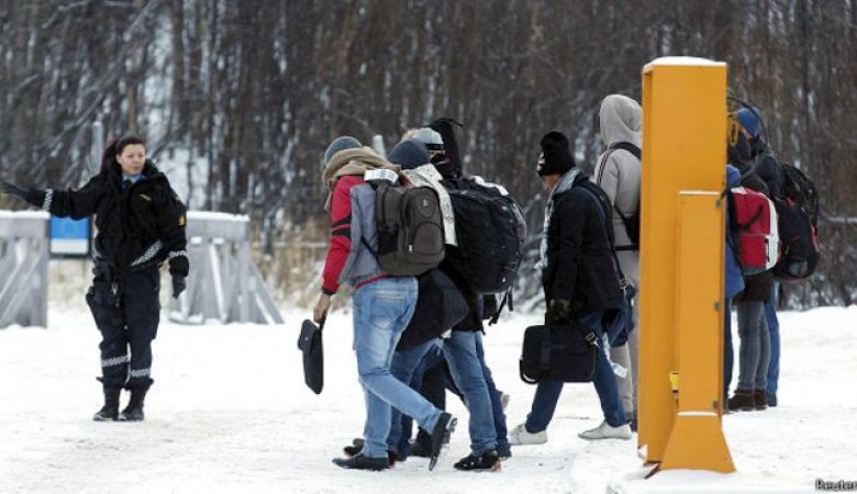 Organizer of illegal refugee traffic arrested in Murmansk