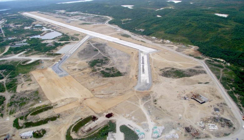 Detention of one of the company directors responsible for building a military airfield Severomorsk-1