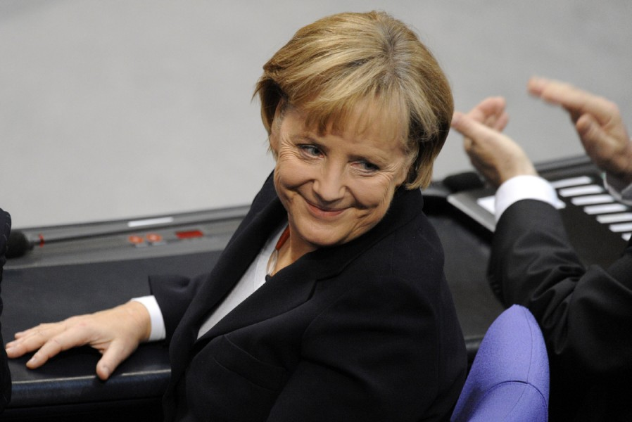 Dissertation Angela Merkel