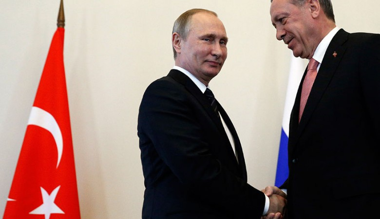 Putin says his talks with Erdogan were constructive and important